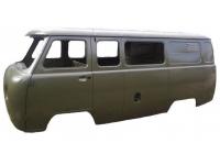 Каркас кузова (фермер 39094) инжектор под щиток Евро-4 крепление н/о защитный