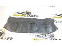 Утеплитель радиатора УАЗ Патриот (рестайлинг, винилис-кожа, ватин, поролон (5мм))