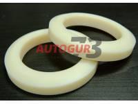 Комплект проставок под пружину УАЗ Хантер, Патриот для лифта 30 мм (капролон) Autogur73